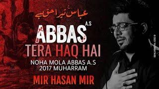 Mir Hasan mir noha 2017-18 Qaid Khane Se Sakina Ki Yeh Ati
