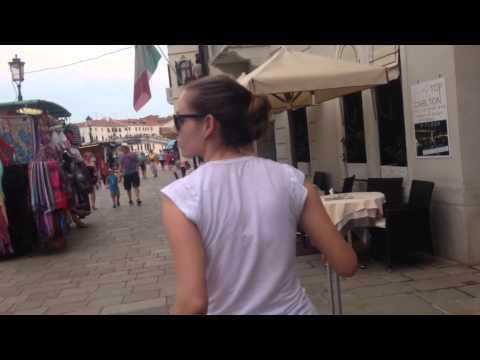 Travel Vlog London to Venice