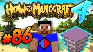 THE END DUNGEON! - HOW TO MINECRAFT S4 #86