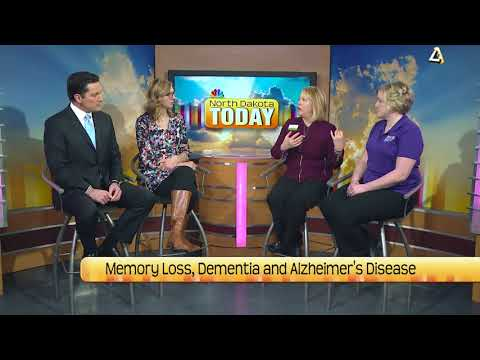 NDT Memory loss, dementia, and Alzheimer's Disease part two