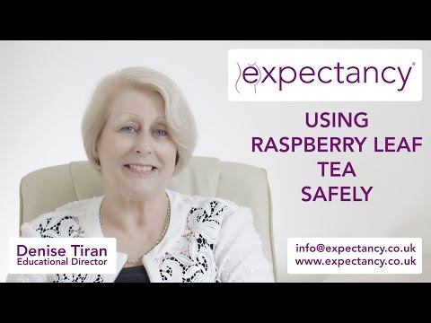 Expectancy Tip 66 Midwives - Using raspberry leaf tea safely