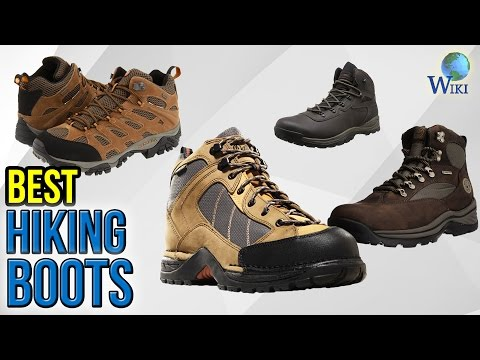10 Best Hiking Boots 2017
