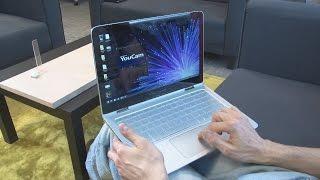 HP Spectre x360 13-4000nf - Test Labo 01net
