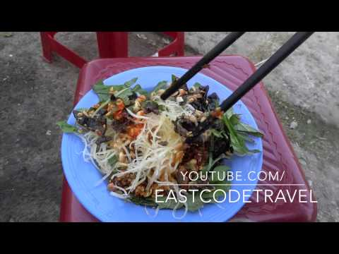 goi  du du  vietnamese green papaya salad