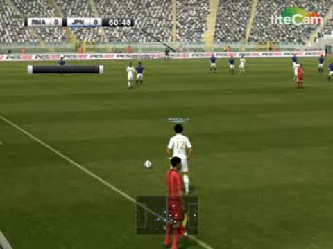 Real Madrid vs Japan God Level