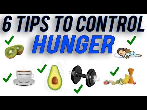 6 Tips To Control Hunger   How To Lose Weight Fast And Healthy
