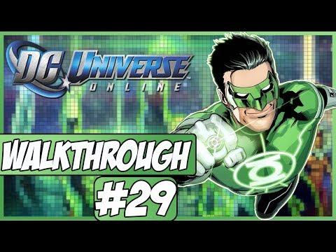 DC Universe Online Walkthrough - Episode 29 - T.O Morrow!