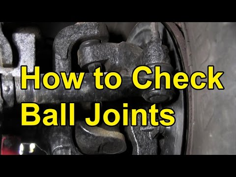 How to Check for Bad Ball Joints (Quick Tip)