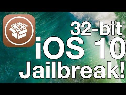 How to jailbreak iOS 10! (All 32-bit devices- iPhone 5, 5C & iPad 4)