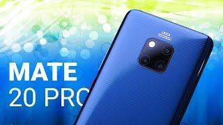 Обзор Huawei Mate 20 Pro, Mate 20X, Mate 20, Watch GT и других новинок после презентации