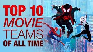 Top 10 Movie Teams of All Time | A CineFix Movie List