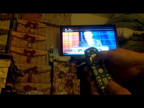 Programming your FIOS remote control