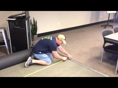 How To Install A Commercial Carpet