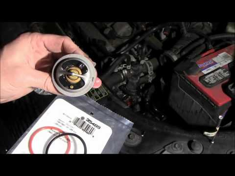 2005 Ford Freestyle Thermostat Replacement