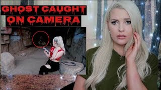 He Was BEHIND Me… *GHOST Caught On Paranormal Investigation Footage*