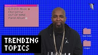 Tech N9ne on 6ix9ine, BROCKHAMPTON, and Why GOOD Music is Great Music | Trending Topics