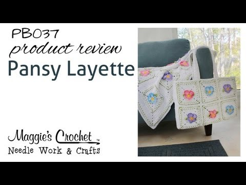 Pansy Layette - Product Review PB037