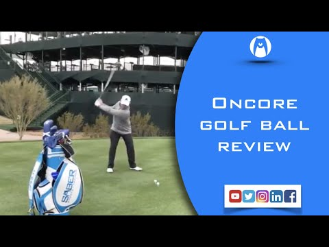OnCore ELIXR golf ball test VS ProV1x Craig Hocknull PGA Tour WMPO