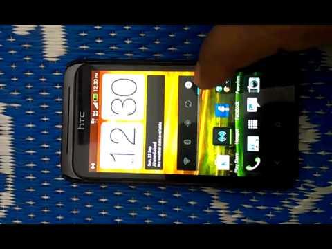 HTC live desktop make life easy.