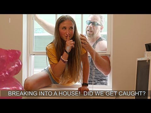 We Broke Into Someone's House! Has This Dare Gone Wrong?