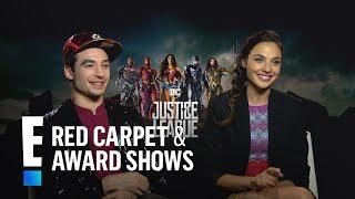 Gal Gadot Says She's Not Wonder Woman at Home | E! Red Carpet & Award Shows