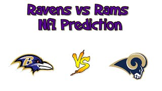Ravens vs Rams Live (NFL) Play by Play Reaction