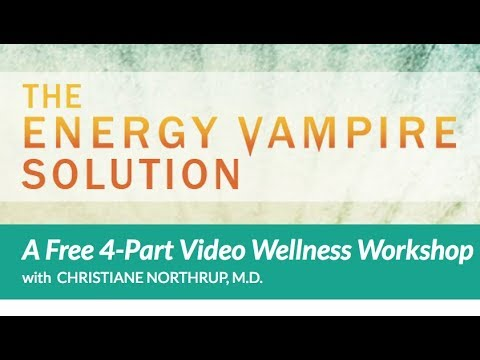 The Energy Vampire Solution - Intro