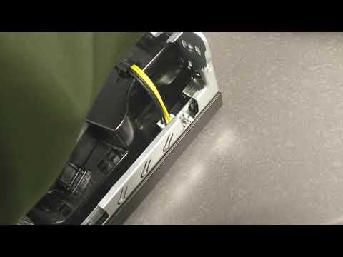 HP Prodesk 600 G4 internal inside view