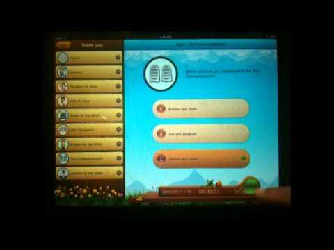 Good News Bible - iPad App