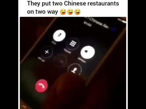 They Put Two Chinese Restaurants On Two Way