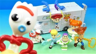 Download 2019 TOY STORY 4 Set of 10 McDONALDS HAPPY MEAL KIDS MOVIE TOYS REVIEW DISNEY PIXAR Video