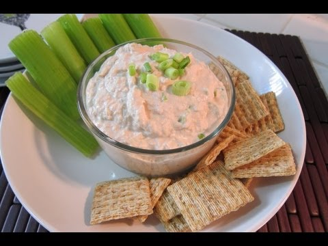 Salmon & Cream Cheese Dip  | An Easy & Cheesy How To Recipe