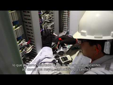Innovación en Sistema de Control para la planta de Gyplac en Colombia con COMOS de Siemens