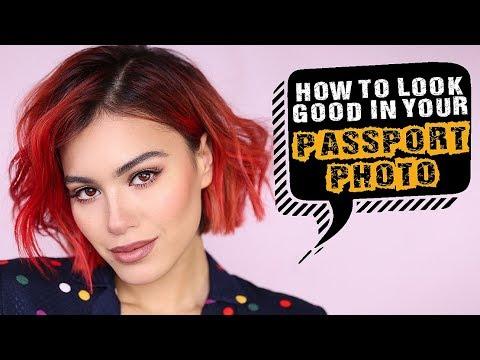 How to Look Good in Your Passport Photo