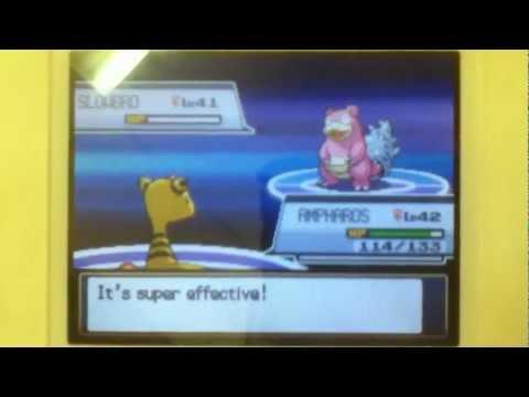 Pokemon Heart Gold Elite Four Part 1