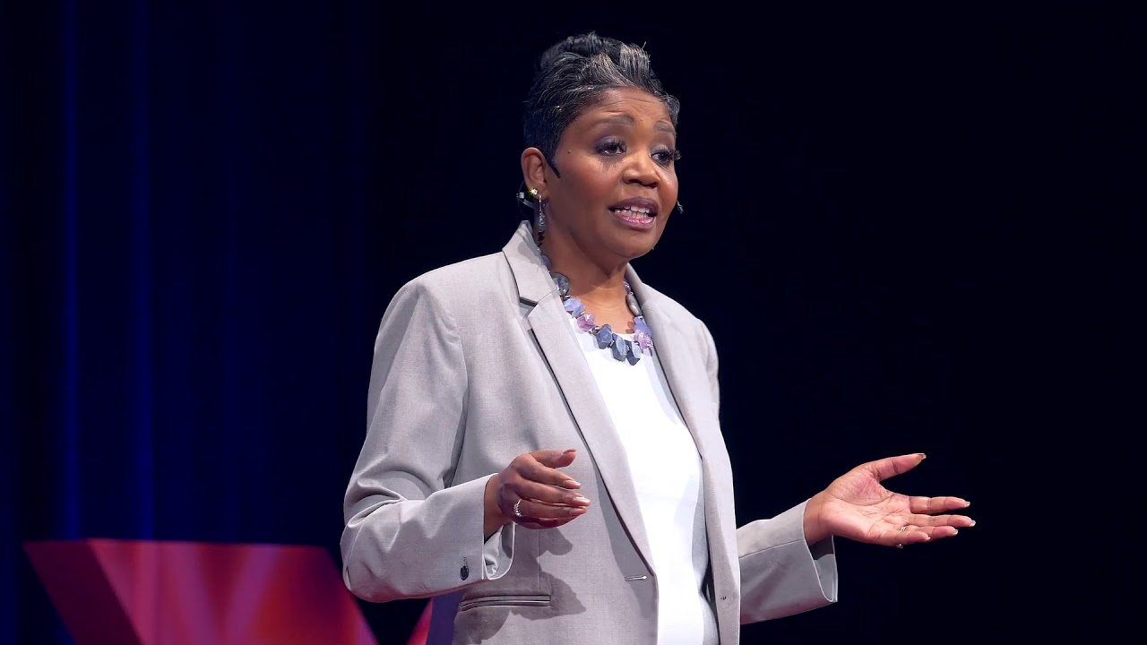 What if white people led the charge to end racism? | Nita Mosby Tyler | TEDxMileHigh