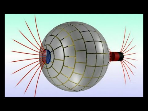 WOW! Magnetic 'Wormhole' That Connects Two Regions of Space Has Been Created