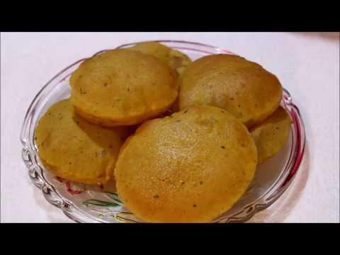 ना आटा ना मैदा ना बेसन  बनाए ये निराली करारी लज़ीज़ पूरियाँ - Aloo Poori - Masala Puri