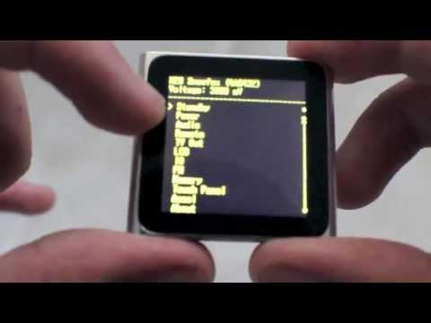 iPod Nano 6 Secret Menu