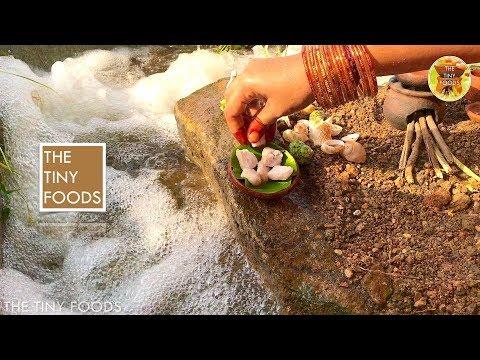E31 || Kolkata Style Crispy Fish Fry || The Tiny Foods