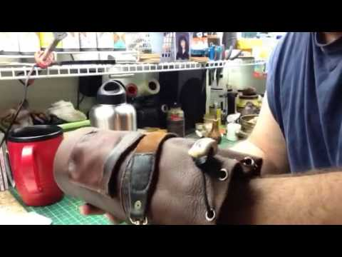 Don Gamber (Gamber Leather Crafting)