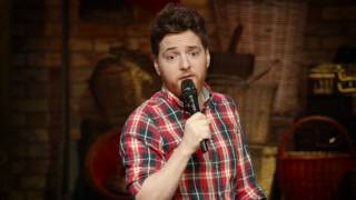Billy Anderson on the different flavors of Southern Accents - Dry Bar Comedy