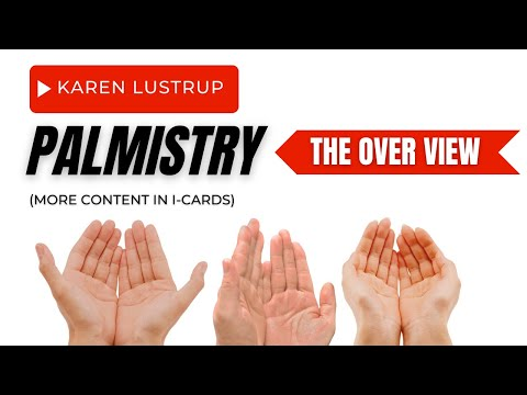 Palmistry: Secrets Revealed in Your Palm #1