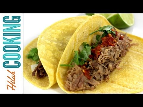 How to Make Carnitas (Mexican Pulled Pork) | Hilah Cooking