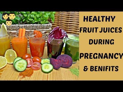 Healthy fruit juice during pregnancy | Best fruits juice during pregnancy | Healthy drinks