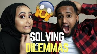 PREGNANT BY 3 DIFFERENT GUYS!?? | SOLVING DILEMMAS