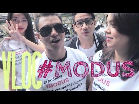 VLOG #MODUS - Rani Ramadhany, Reza Oktovian, Jovial da Lopez, Melayu