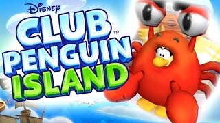 Club Penguin Island : I'M CRABBY ~ Sqaishey