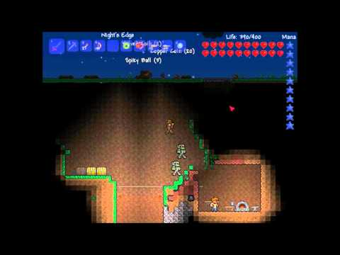 How to Get the Rocket Boots! - Terraria!