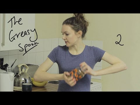 The Greasy Spoon 2 - How to make a cup of coffee, instant coffee! Enjoy!